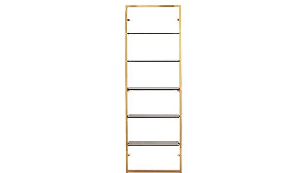 Bronze bookcase