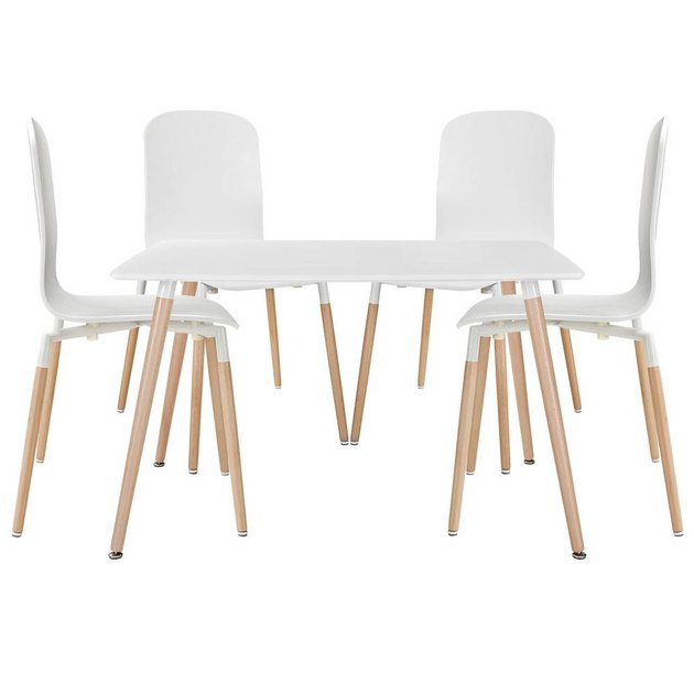 chairs and table set