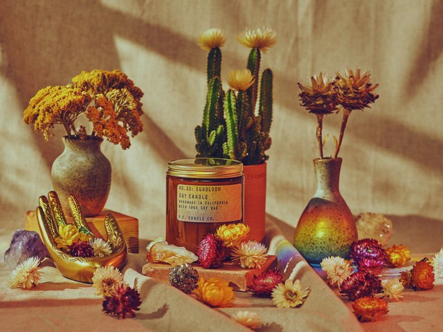 Exclusive: P.F. Candle Co.'s New Desert-Inspired Collection Is a California Dream | Hunker