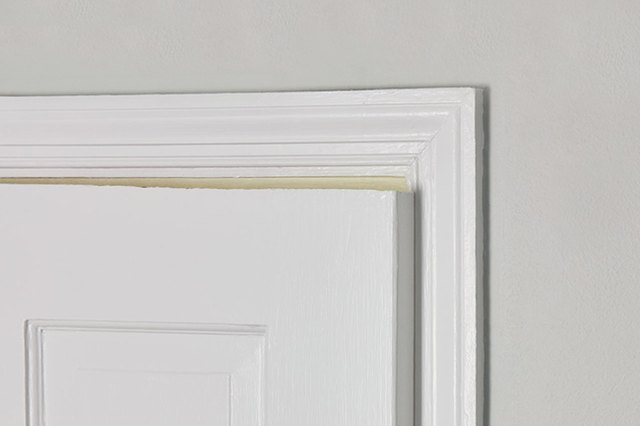 How To Fix A Sticking Or Sagging Door Hunker
