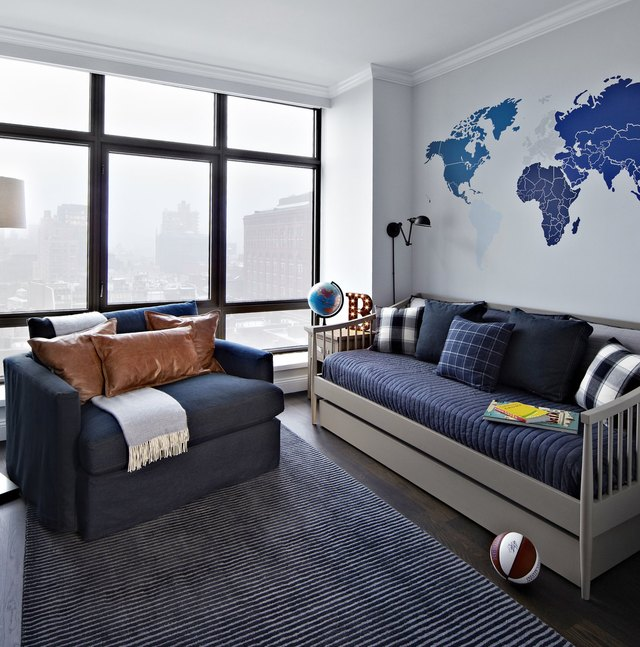 Playroom Daybed Ideas
