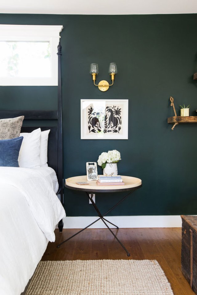 10 Verdant Green Bedroom Ideas That Bring the Outdoors In | Hunker