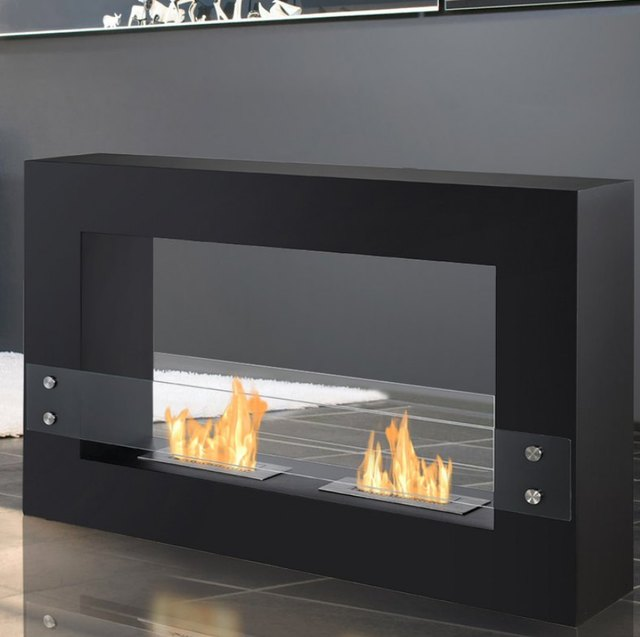 Idées de cheminées modernes