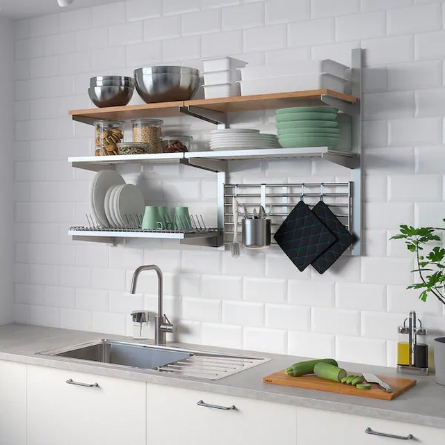 9 of the Best IKEA Items for Small Kitchens   Hunker
