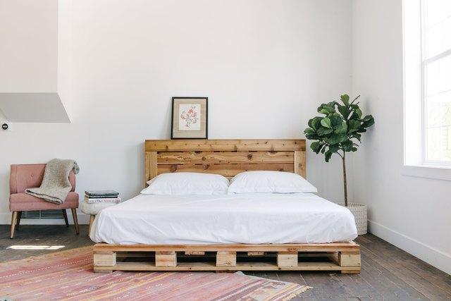 Modern Boho Bedroom Bed Frames