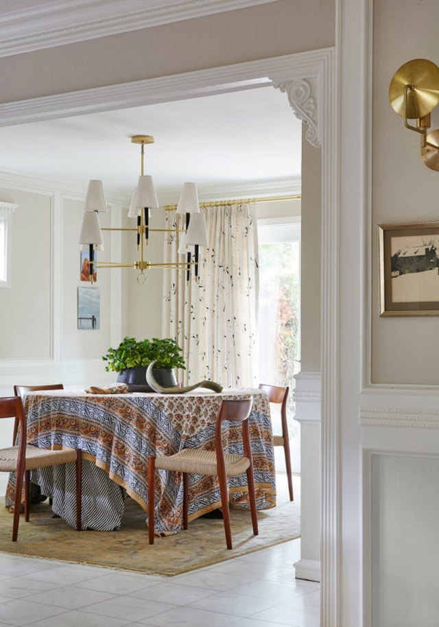 Transitional Dining Room Lighting Ideas Hunker