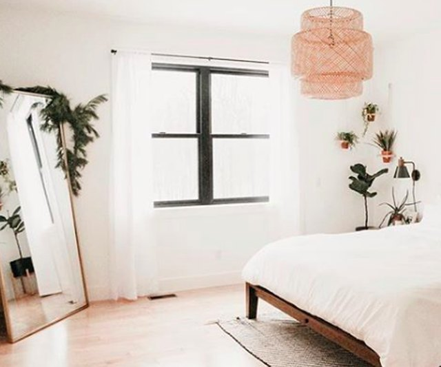This Bedroom Nails Minimal Apartment Living | Hunker