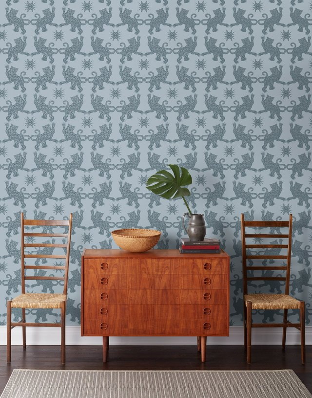Hygge & West's New Wallpaper Collection Is a Vintage Fantasy Come True | Hunker