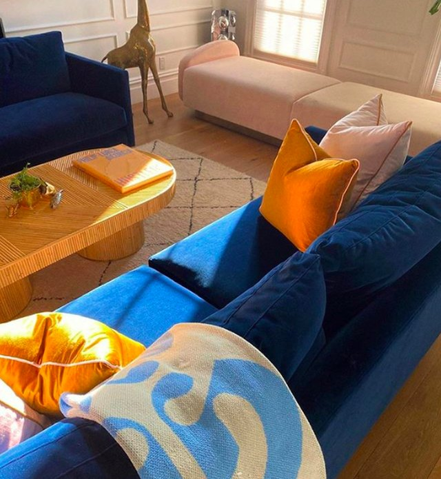 This Elusive Couch Color Is My New Obsession | Hunker