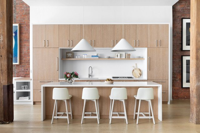 10 Wood Kitchen Island Ideas With Undeniable Charm | Hunker