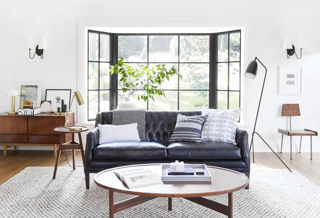 Midcentury Modern Family Room Ideas That Absolutely Anyone Can Pull Off | Hunker