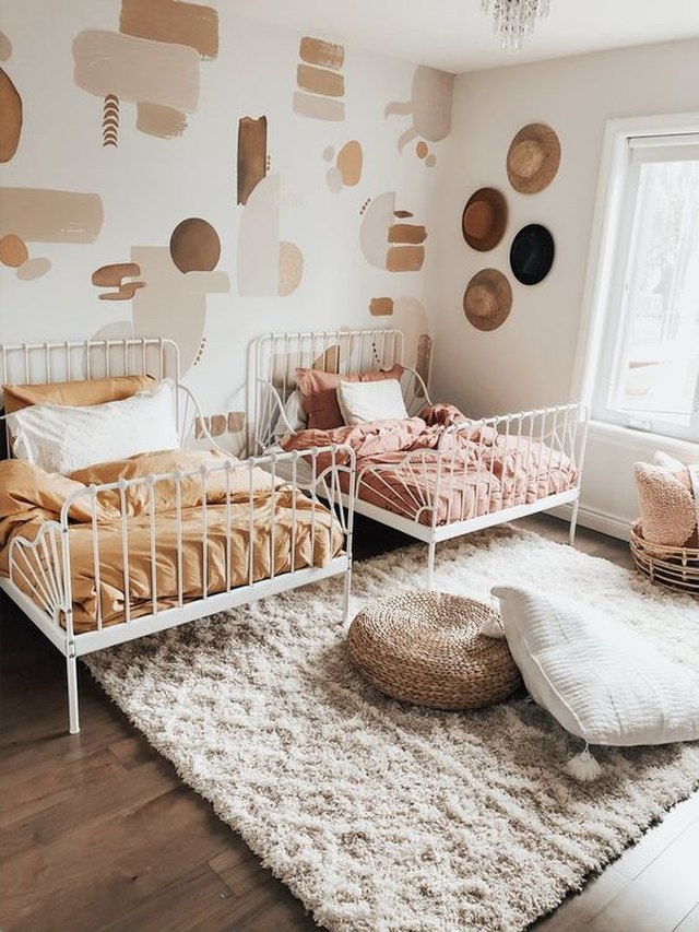 9 Boho Girls' Room Ideas That Any Young Lady Would Be Happy to Call Their Own | Hunker