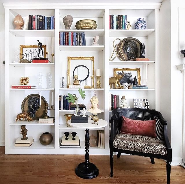 10 Ways to Hack an IKEA Billy Bookcase to Look Like a Built-In | Hunker
