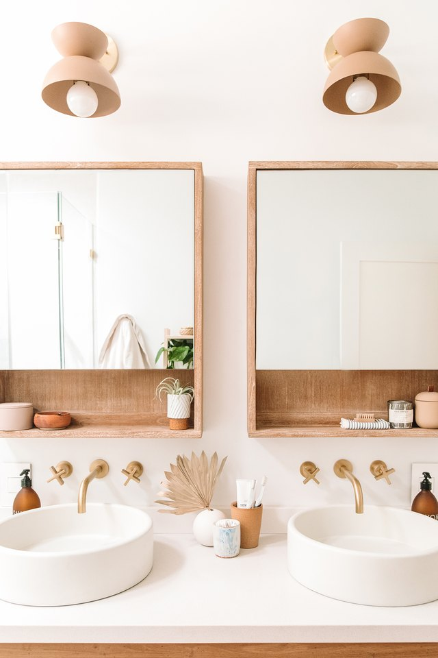 10 Bathroom Wall Lighting Ideas That Are Ready for a Close-Up | Hunker