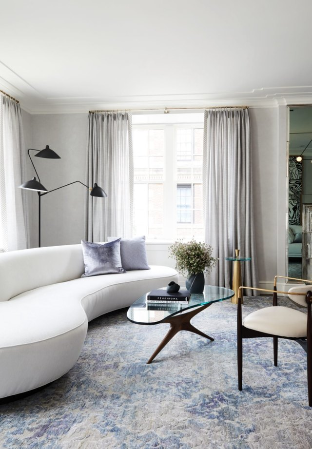 Psa These 9 Living Room Curtain Ideas Will Instantly