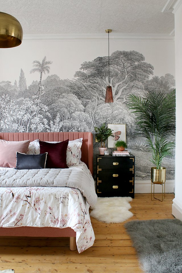 these 10 bedroom rug ideas will give your floorboards a
