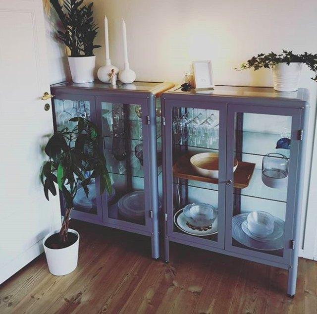 15 Genius Ways to Put IKEA's Fabrikör Cabinet to Use | Hunker