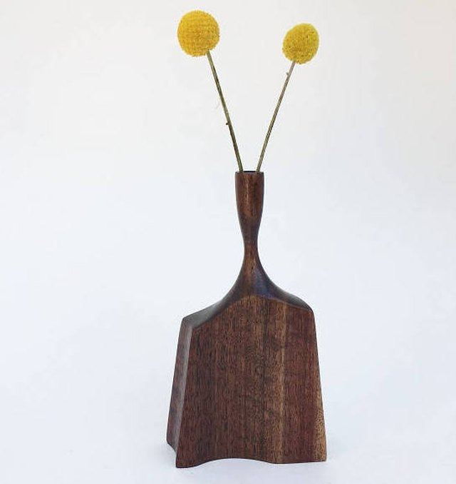 brutalist vase
