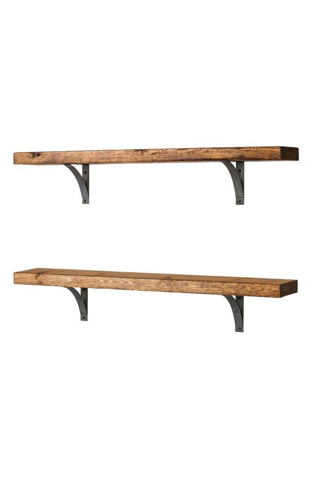 bracket shelves