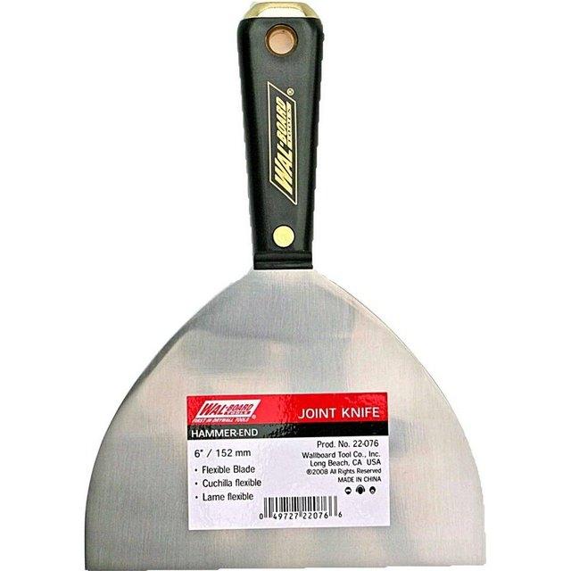 6-inch drywall knife