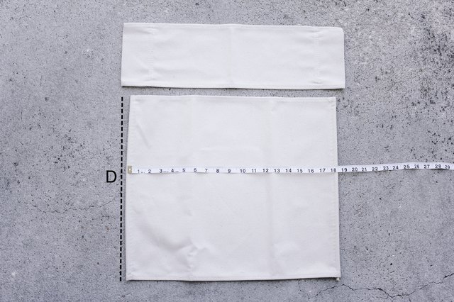 Measurement for chair seat depth