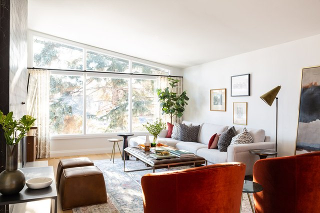 A Midcentury Home Gets a Cool Update for 2020 | Hunker