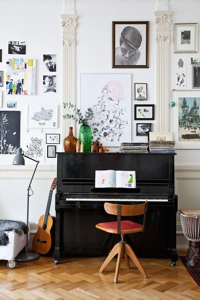 studio music space