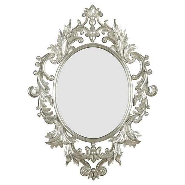 Kenroy Home Oval Decorative Wall Mirror