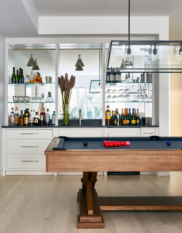 7 Basement Bar Ideas That Are Happy Hour Approved | Hunker