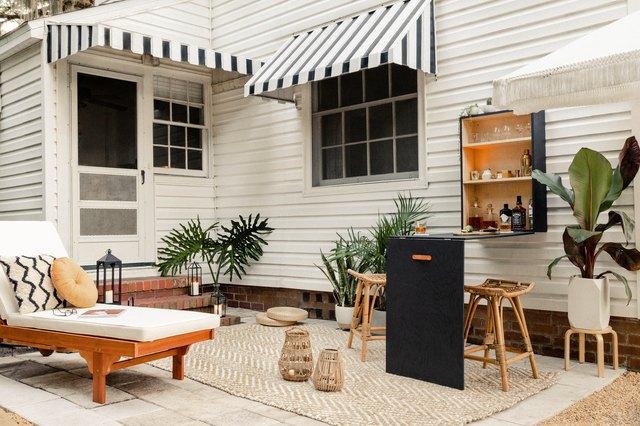 Outdoor Murphy Bar DIY That Literally ANYONE Can Do | Hunker