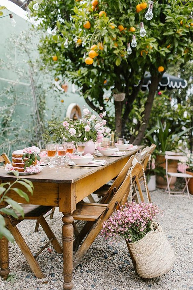 These Are the 12 Small Garden Party Ideas You Should Plan ...