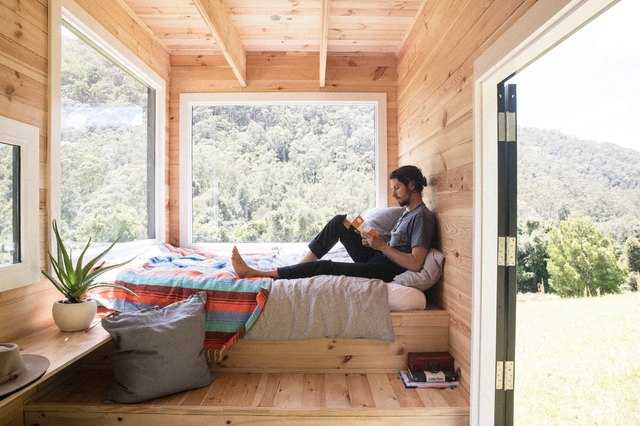Unyoked offers four tiny houses in Sydney, as well as two in Melbourne. All of the properties are set in thoughtfully chosen sites of natural beauty.