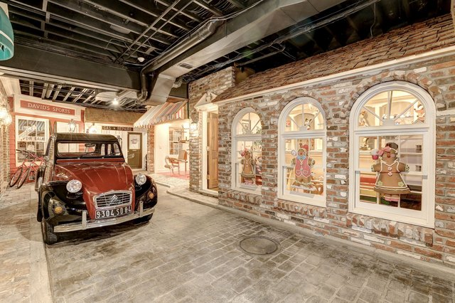 This Basement Is Like a Mini Disneyland — and Can Be Yours for $4.5 Million | Hunker