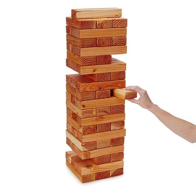 Uncommon Goods Bricks Yard Game