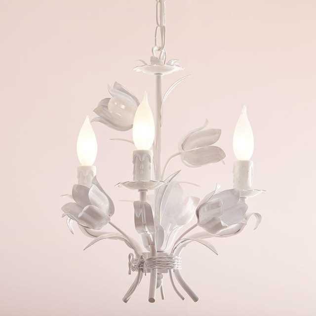 Blooming Bouquet 3-Light Candle-Style Chandelier