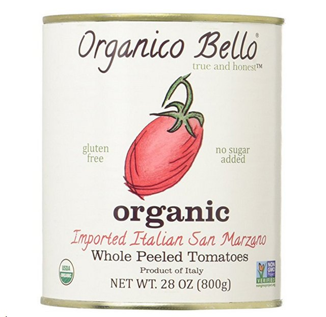 Organic Canned Tomatoes