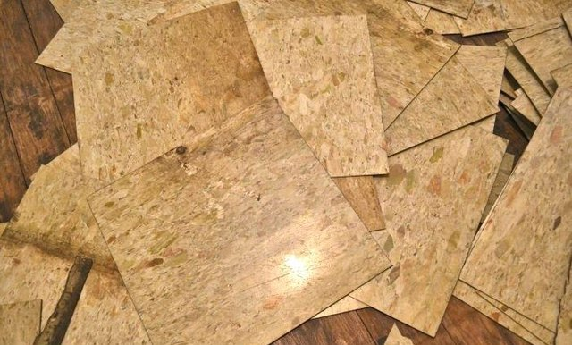 Proper Disposal Methods For Building Materials Containing Asbestos - Percentage of asbestos in floor tiles