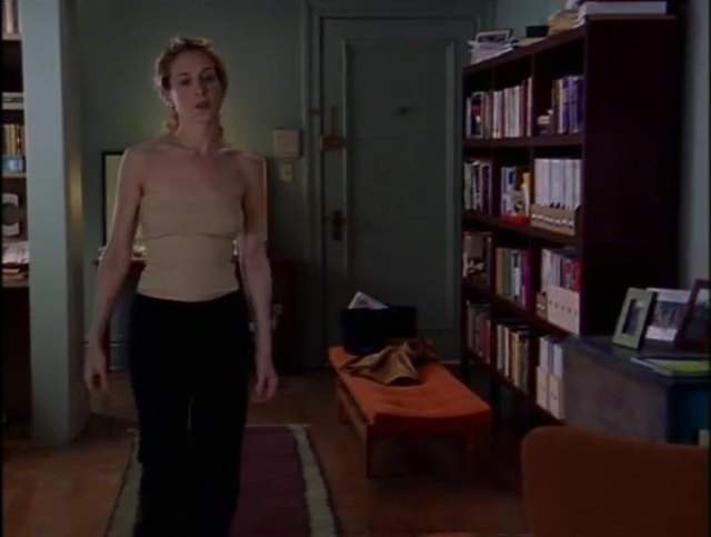 carrie's apartment