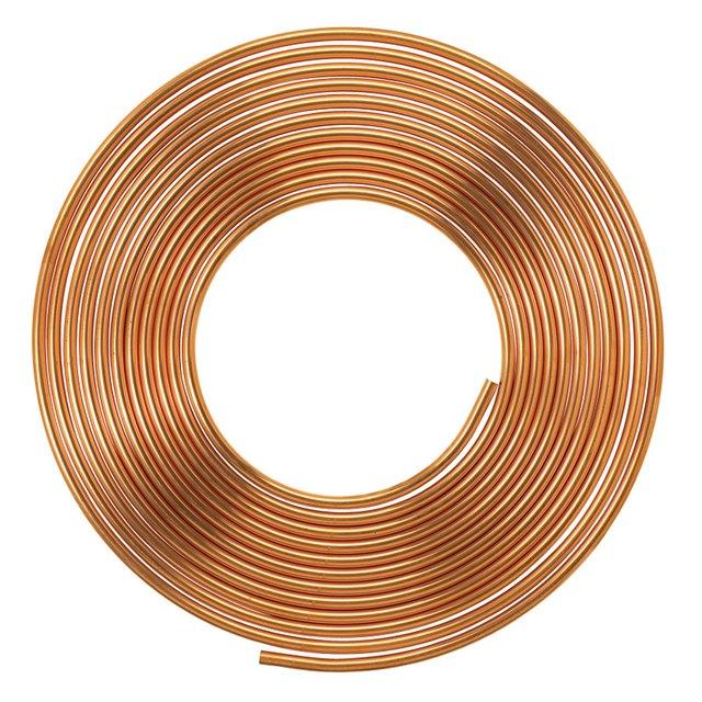 copper pipe coil