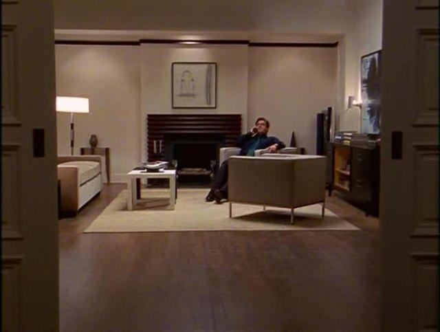 mr. big's apartment