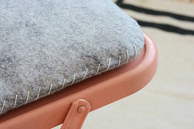 DIY seat cushion