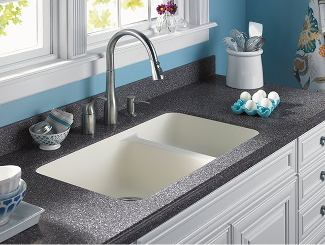 How To Install A Kitchen Sink Hunker