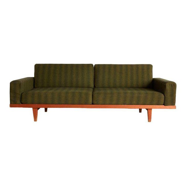 wool couch