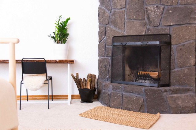 How to Thoroughly Clean Your Fireplace | Hunker
