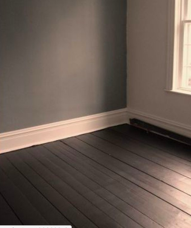 How And When To Paint Wood Floors Hunker