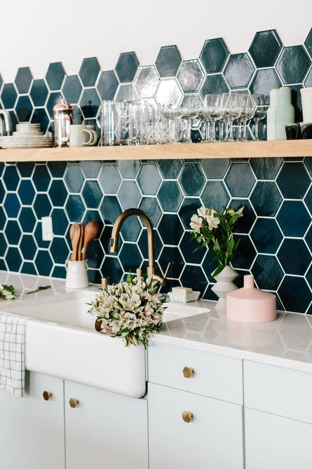Small Kitchen Cabinet Organization