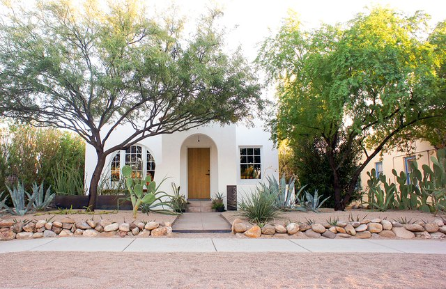 A Couple in Tucson Cuts Their Two Bedroom Home Down to One | Hunker