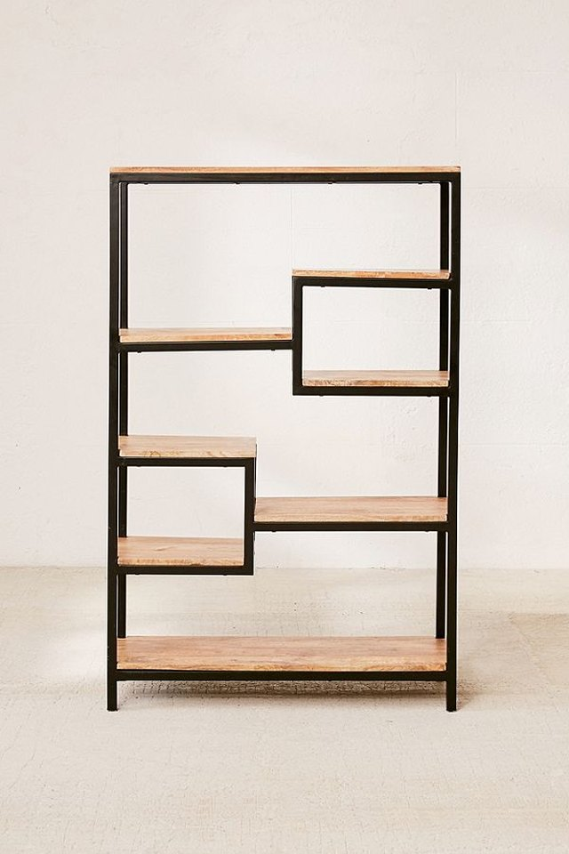 urban outfitters art deco shelves