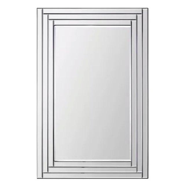 art deco style mirror