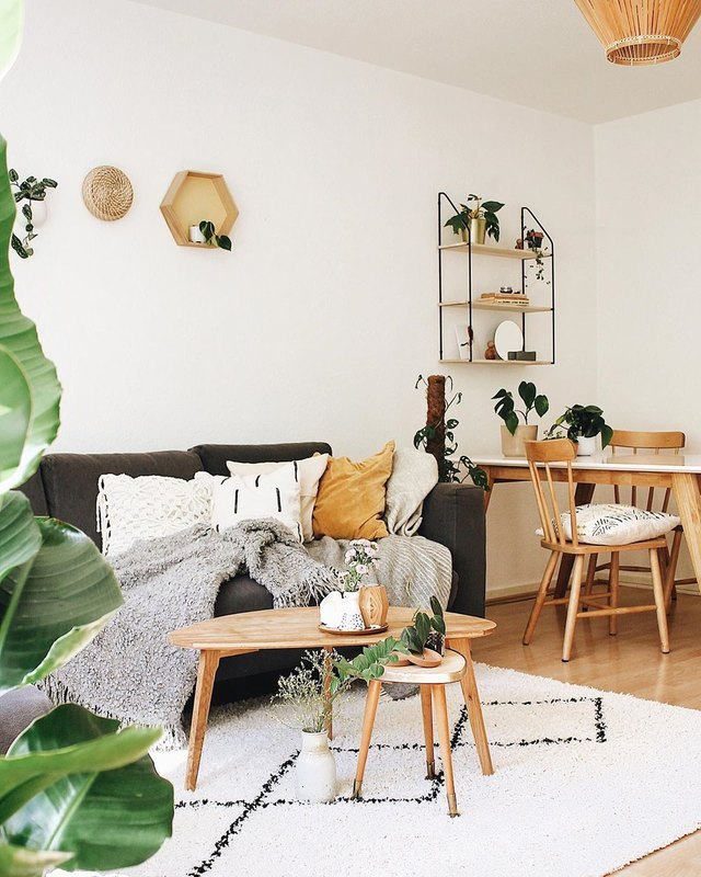 Living Room Ideas To Fall In Love With: Prepare To Fall In Love With (and Then Copy) This Minimal